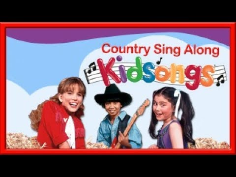 country sing along pt 3 by kidsongs top children 39 s songs country songs for kids achy breaky. Black Bedroom Furniture Sets. Home Design Ideas