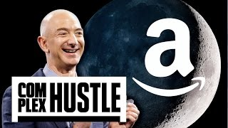 Amazon's CEO Wants To Make Deliveries To The Moon