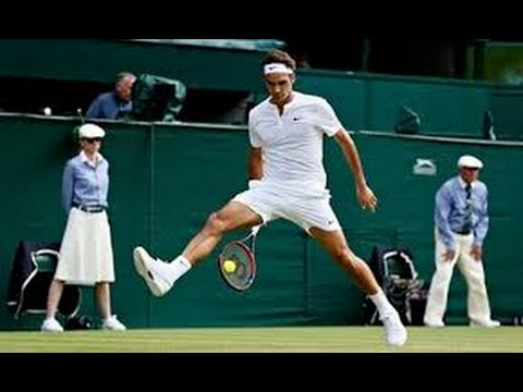 BEST TENNIS POINTS Of Wimbledon 2015 HD