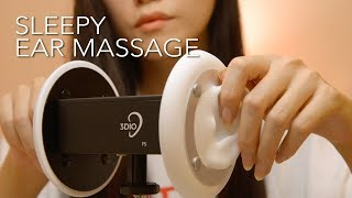 ASMR Relaxing Ear Massage That'll Put You to Sleep (No Talking)
