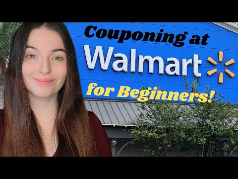 How to Coupon at Walmart for Beginners! Extreme Couponing Tips & Tricks