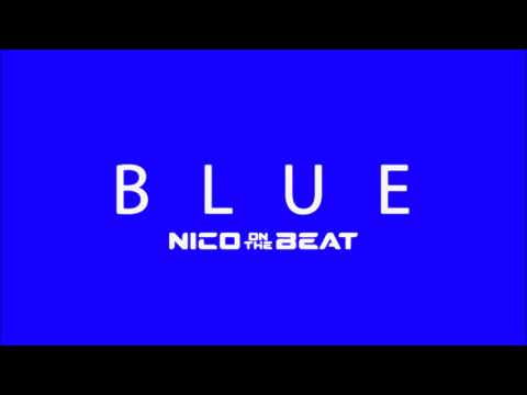 "Hard Sick Trap Beat Hip Hop Rap Instrumental – ""Blue"" (Prod. Nico on the Beat)"