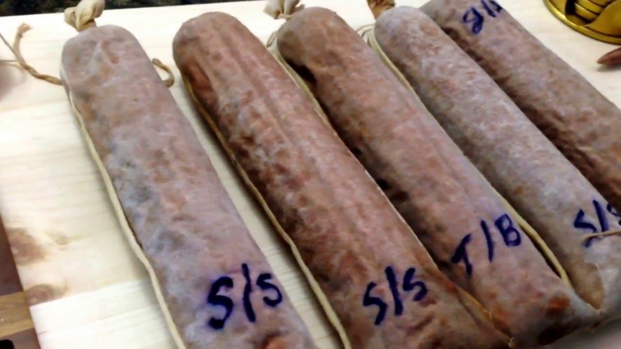 how to make moose sausage