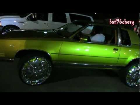"Candy Gold Cutlass Supreme on 26"" DUB Presidential Floaters - 1080p HD"