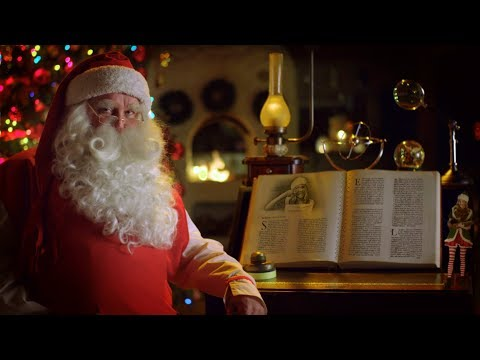 Santa Claus free video personalised for your child