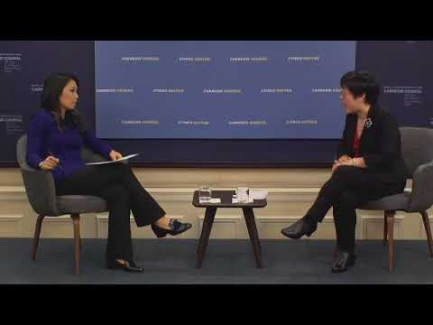 Qin Gao: Poverty Reduction & Social Welfare in China