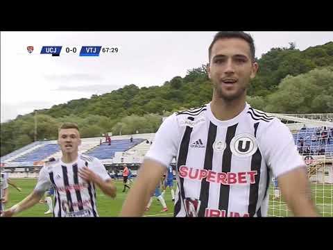Universitatea Cluj Viitorul Tg. Jiu Goals And Highlights