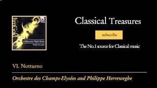 Felix Mendelssohn - VI. Notturno
