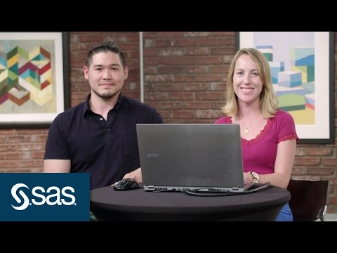 Connecting to SAS Studio & Finding Help for SAS University Edition