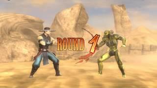 Первое мое видео прохождение мортал комбат 2 персонажа