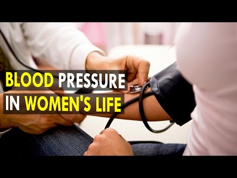 Blood Pressure in Women's Life (Telugu) || Health Xpress