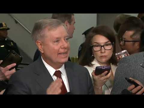 WHERE IS HUNTER? Lindsey Graham DEMANDS Media To Look Into Hunter and Joe Biden