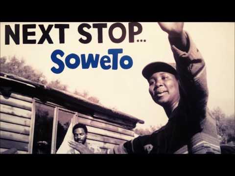 NEXT STOP SOWETO  -  REGGIE MSOMI & HIS HOLLYWOOD JAZZ BAND -  SOUL CHAKARI
