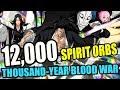 watch he video of 12000 SPIRIT ORBS THOUSAND-YEAR BLOOD WAR STEP UP SUMMONS! ALL STEPS Bleach Brave Souls