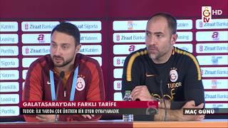 Maç Günü | Sivas Belediyespor Maç Sonu (28 Kasım 2017)