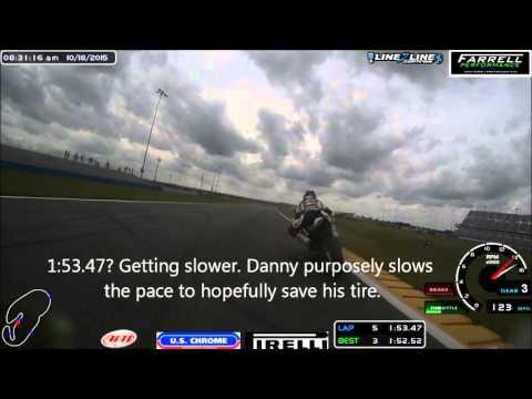 ASRA Sportbike Race 2015 Daytona Intl Speedway Jason Farrell
