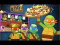 Games: Teenage Mutant Ninja Turtles - Pizza Like A Turtle Do