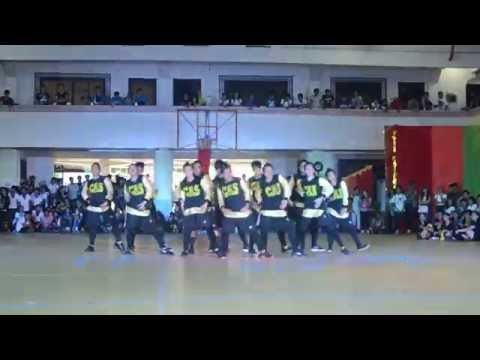College of Arts and Sciences Popdance