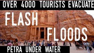 Jordan Flash Floods -T R A G I C- Lives L O S T Middle East Rainfall- #GSM  #grandsolarminimum