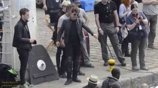Mission Impossible 6 Tom Cruise Sean Harris Canal Saint-Martin Bastille !
