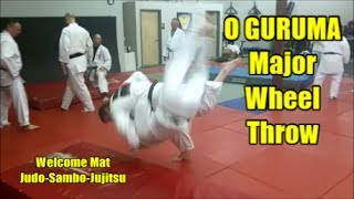 O GURUMA Major Wheel Throw