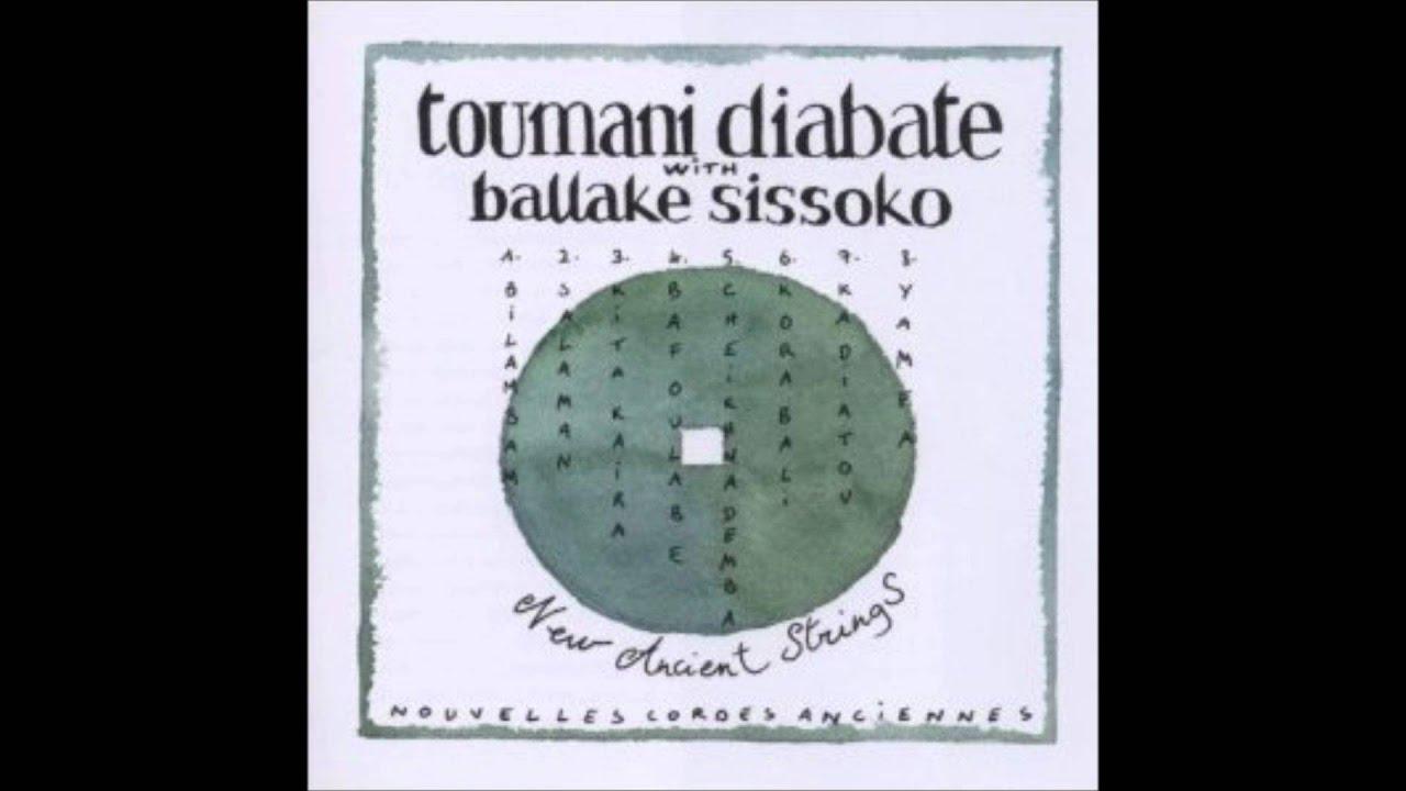 Toumani Diabaté with Ballake Sissoko - Salama