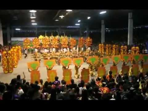 PASALAMAT FESTIVAL 2013 GRAND CHAMPION - KAPATAGAN KAHUMAYAN FESTIVAL