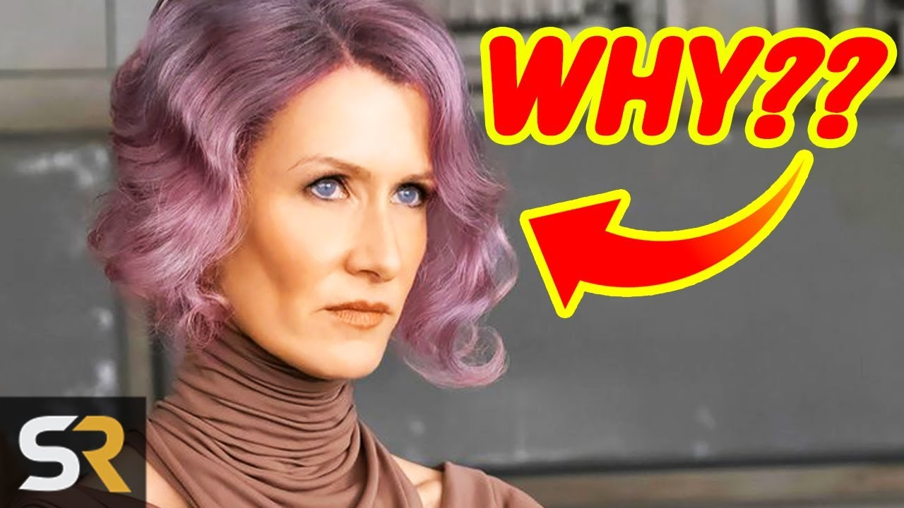 5 Huge Plot Holes in Star Wars: The Last Jedi That Slipped ...