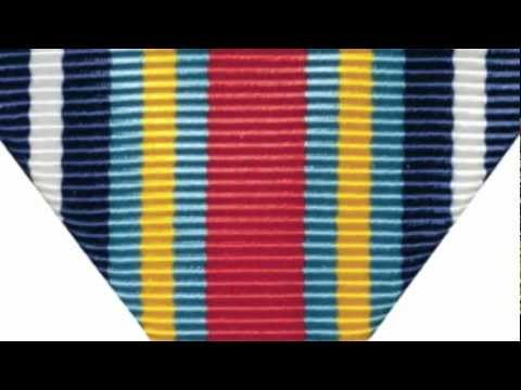 Global War on Terrorism Expeditionary Medal (GWOT) | Medals of America