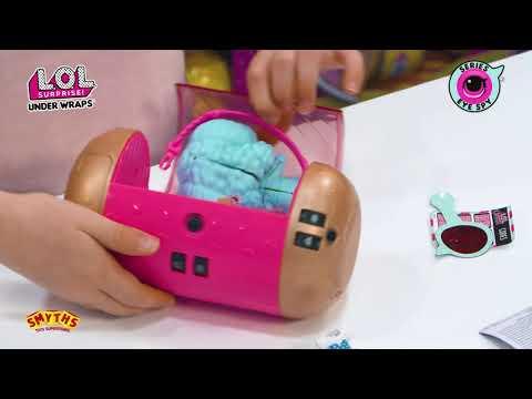 L.O.L. Surprise! Eye Spy Under Wraps Series - Smyths Toys
