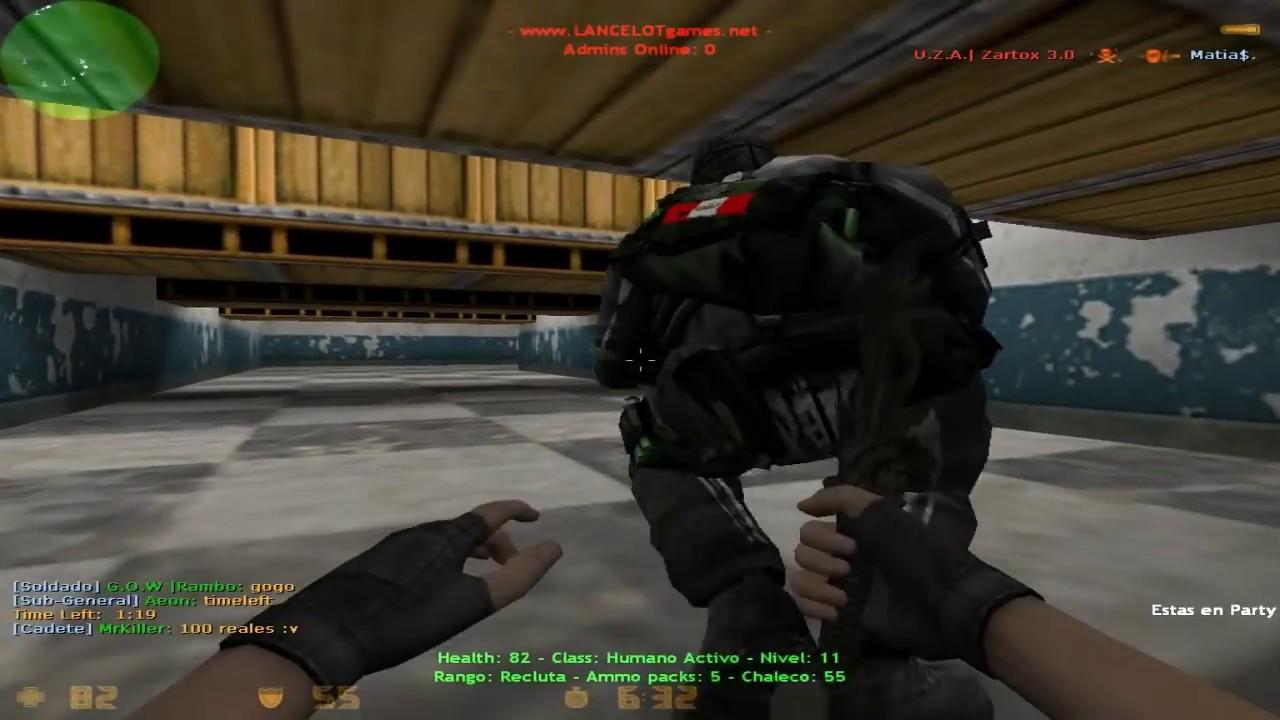 Download Loquendo Zombie Escape • Counter Strike 1.6 • [ Parte 5 ]