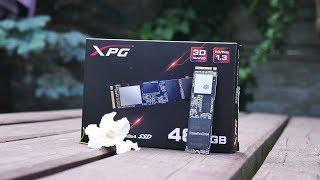 SSD na M.2 dla wymagających - ADATA SX8200 TEST