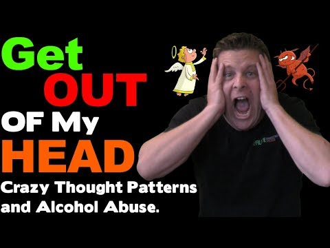 How To Stop Unwanted Thoughts – Dealing With Alcohol Abuse
