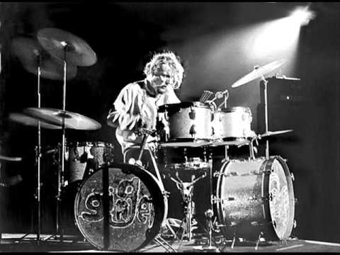 Ginger Baker - Toad - Cream - Wheels Of Fire - Drum Solo