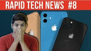 15% MORE EXPENSIVE iPhones NOW | Rapid News #8