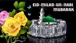 Eid milad un Nabi latest whatsapp status