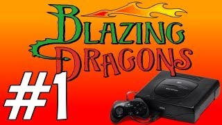 Blazing Dragons (Sega Saturn) Part 01