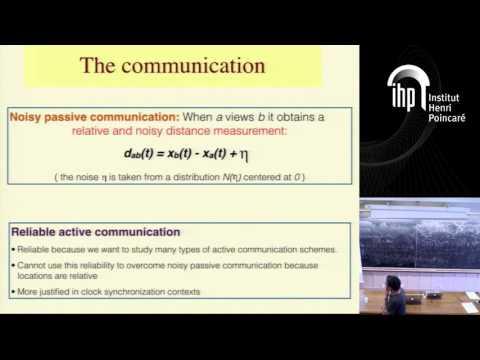 Nexus Trimester - Amos Korman (CNRS/LIAFA)
