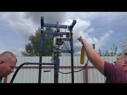 Изготовление вертлюга для МГБУ  своими руками