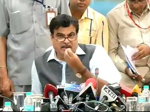 Shri Nitin Gadkari on Cabinet Decisions about Shipping Sector: 26.03.2015