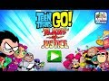 Teen Titans Go: Slash of Justice - Slash Through Waves of H.I.V.E. Five (Cartoon Network Games)