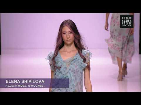 показ Elena Shipilova SS 2017 Дыхание Ангелов