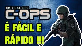 COMO INSTALAR CRITICAL OPS PARA PC | FÁCIL E RÁPIDO!!! ( NÃO FUNCIONA MAIS )