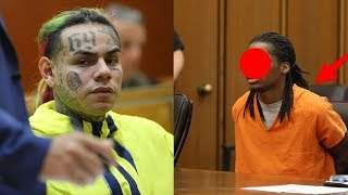 BREAKING:Tekashi 6ix9ine RATS On His Own Team In Chief Keef Incident!!
