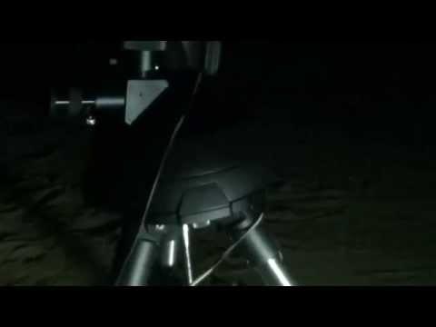 Celestron Nextstar 8 SE under the stars . Added slideshow HD Full Screen