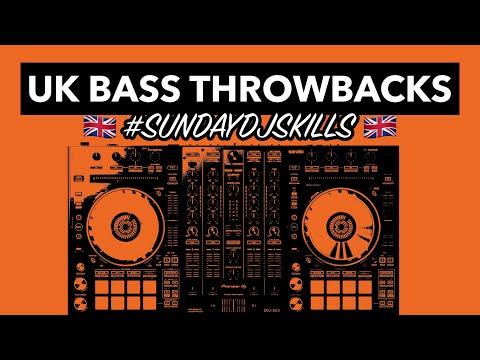 UK Bass Throwbacks - Pioneer DDJSX3 - #SundayDJSkills