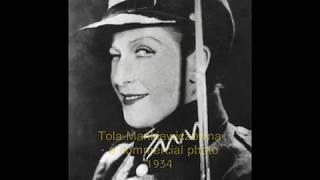 "1934 Foxtrot ""Barbara"" - Chór Juranda  & Henryk Wars Dance Orch."