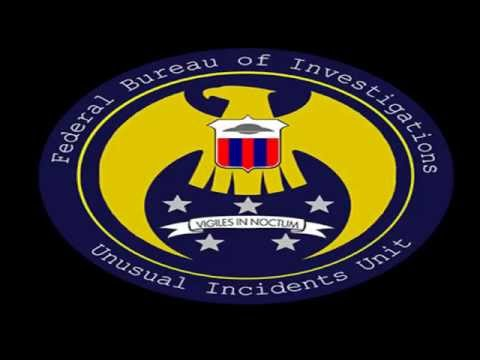 UIU Orientation | FBI's Unusual Incident Unit