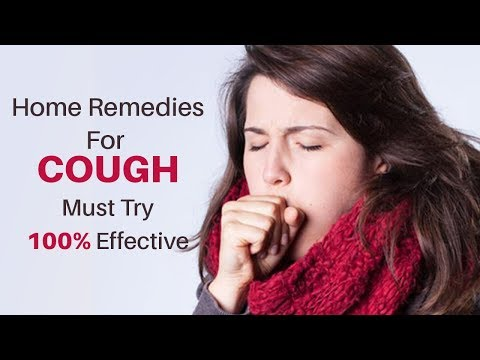Home Remedies for Cough   Fast Relief