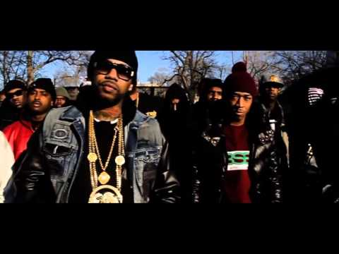 Cap1 ft Young Jeezy & The Game - Gang Bang  (Official Video)